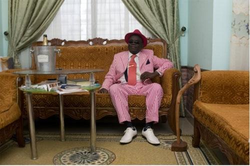 【画像】コンゴ人のファッションセンスが素晴らしい!と話題
