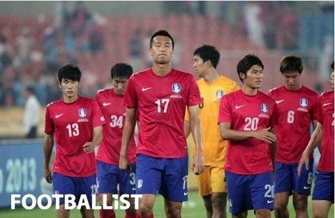 ベルギー、韓国は眼中にない!?ww
