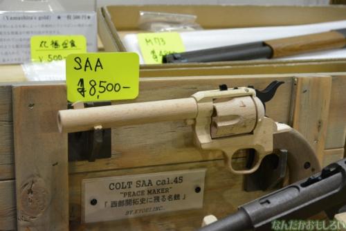 M73、レミントン、龍馬の拳銃…『トレジャーフェスタin有明10』玖須美屋(クスミヤ)の木製輪ゴム銃