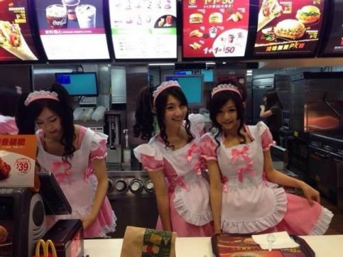 【台湾やべぇ】 台北駅前のマクド店員wwwwwwwwwwwwww ちょっと行ってくる