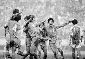 社会現象にもなった高校サッカー人気がJリーグ成功の土台に!Jリーグ発足前、高校サッカーが日本の頂点だった時代があった