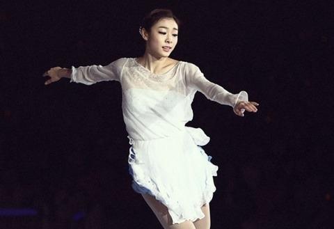 【フィギュア】日本メディア「キム・ヨナはお尻が大きくてスコアがよく出る」 ネチズン公憤