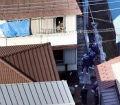 埼玉でアパート火災、女性死亡…長男連絡取れず←東京でタクシー強盗して警官に撃たれてました