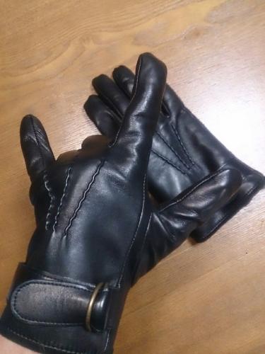 【画像】めちゃくちゃ暖かい手袋買ってきたったwwwwwwww