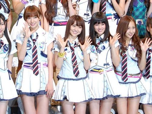 篠田、大島、板野、前田のいないAKB48を何かに例えるスレ