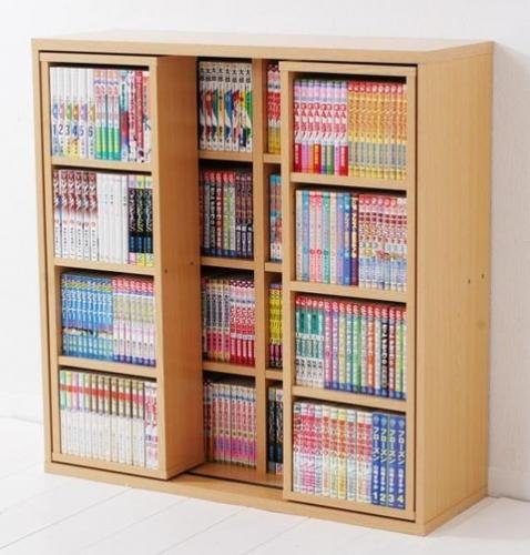 おまえら漫画と本棚を売ってみろ 1万円にもならんのをいつまで部屋に置くんだ?