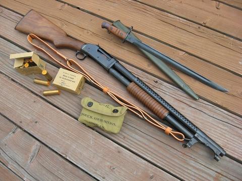 漢の武器ショットガンの画像貼ってく
