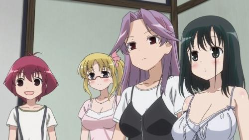 【咲-saki-】ステルスモモの乳wwwwwwwwwwwww