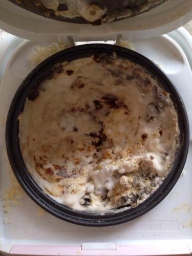【閲覧注意】ヤバイwww炊飯器を放置し続けた結果www(※画像あり)