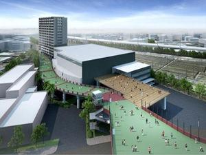 【野球】広島、球団の悲願だ!屋内練習場建設を発表 総工費15億円
