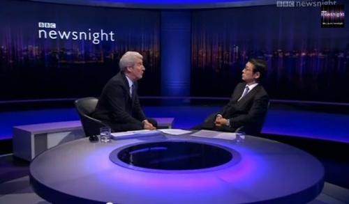 韓国人「日本 vs 中国、英国BBCで舌戦」
