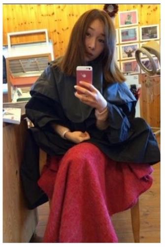 現在の加護亜依の画像が酷すぎるwまさかの金髪www