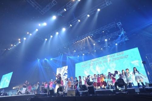 【朗報】『アニメソング史上最大の祭典 ~アニメロサマーライブ2013~』NHK BSプレミアムで再放送決定!