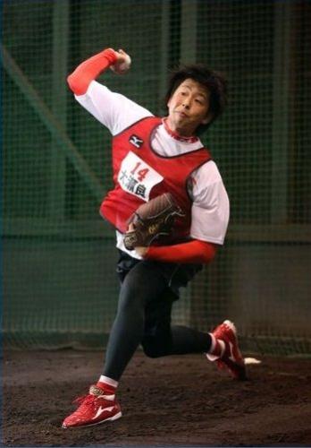 【野球】「邪魔なんです」広島ドラフト1位の大瀬良大地投手に難敵、前髪にタジタジ