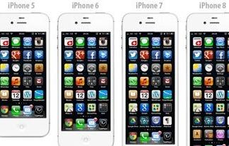 『iPhone6』が6月に発表されるらしいぞ!!画面が大型化した2モデルになる可能性