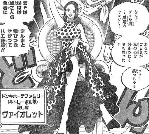 【ワンピースネタバレ】ルフィの次の仲間確定きたああああああああ!!!!!
