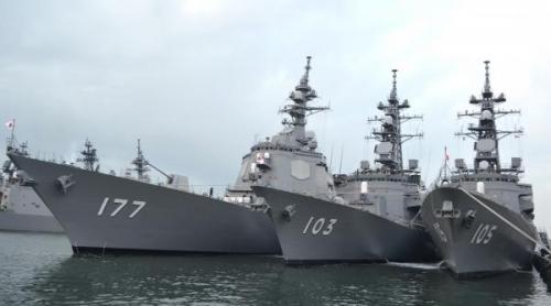 【速報】 日本の軍事力、世界トップ5にランクインすることが判明 アジアの海を完全封鎖することも可能