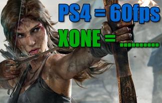 【噂】次世代機版『トゥームレイダー』はPS4版が60fpsを維持しているのに対し、XboxOne版は30fps近いものになっているらしい