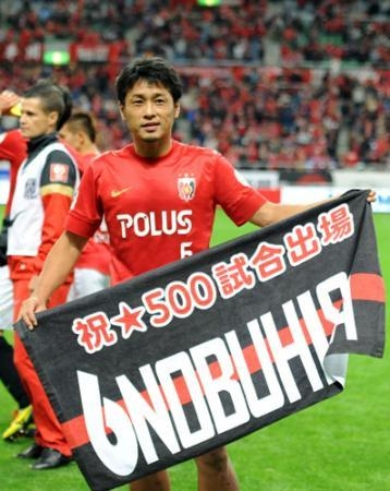 浦和レッズ退団の山田暢久が現役を引退!今後はチームスタッフに