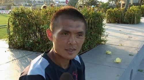 【悲報】 元サッカー日本代表の名良橋晃さんがヤバイと話題に・・・・ (画像あり)