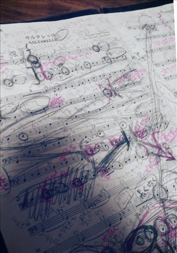 吹奏楽部を楽だと思う人、これを見てください(画像あり)