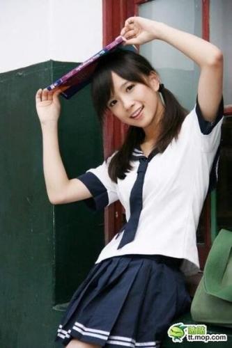 【画像】 台湾の女子高生がカワイイwwwwww