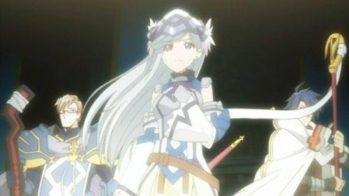 『ログ・ホライズン』18話感想 姫騎士レイネシア可愛い!やはりこの作品の眼鏡は悪人顔が似合う