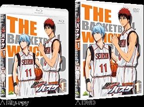 アニメBD/DVDウィークリー 『黒子のバスケ 2期』1巻は1.7万枚! 『リトバス リフレイン』9700枚、 『ストライクザブラッド』5500枚!