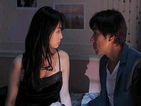 深田恭子がキスされて身体をまさぐられる濃厚濡れ場熱演