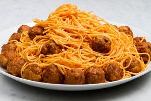 ルパンのミートボールスパゲティーなどを再現、アニメの食事を再現する「アニ飯屋」始動!