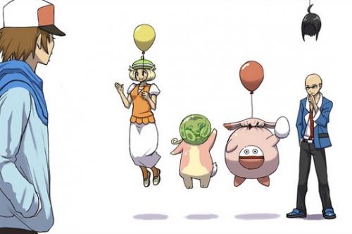 【ポケモンXY】風船とかいう謎のアイテムwwwwww