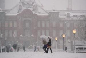 【警告】今週末の雪がガチでヤバイぞwwwwwwwwwwwヤヴァイ…