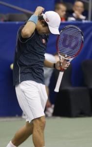 【テニス、錦織圭】自身初となる大会連覇を達成!今季初タイトル/全米室内インドアテニス