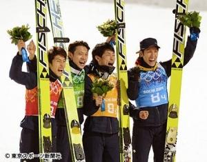 【朗報】冬季オリンピックがおもしろい