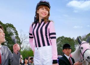 【動画あり】AKB48のこじはる(小嶋陽菜)の最新下着CMがエロ杉てヌけるんだが(*´Д`)