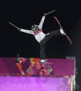 ソチ五輪 フリースタイルスキー女子ハーフパイプの結果