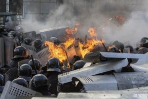 【画像】 ウクライナの内戦で投石機投入wwwwww
