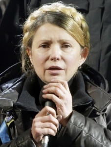 釈放のチモシェンコ元首相「私は仕事に戻る」「ウクライナはEUに加盟する。すべてを一変させることになるだろう」