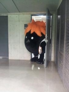 【悲報】ヒナガラスがドアに詰まる事案が発生wwwwwwwwwwwwww