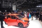 トヨタ「AYGO(アイゴ)」を世界初公開 ジュネーブ自動車ショー開幕