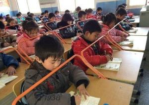 【画像あり】 中国の小学校がマジキチすぎると話題に