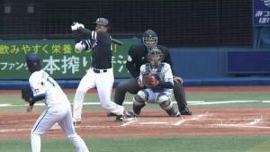 3/7 横浜0-8SB ベイスターズ負けちゃった… その②