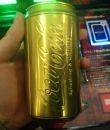 自販機から「黄金のコーラ」が!? Twitterに報告続々