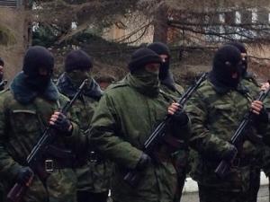 【ウクライナ情勢】 「ロシア軍」が発砲 ウクライナ軍基地を襲撃 ‐インタファクス通信‐
