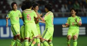 リトルなでしこ、U-17女子W杯パラグアイ戦で10-0の圧勝 シュート38本を放つ