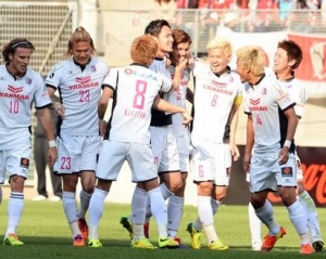 【J1第4節 鹿島×C大阪】フォルランJ初ゴール!!C大阪が首位・鹿島を撃破し、3連勝を飾る