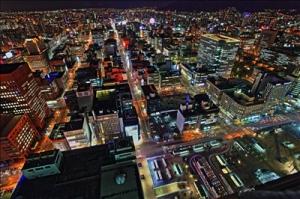 【画像あり】札幌の夜景が最高だな~~~