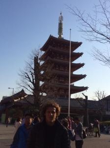 フォルラン、東京の浅草寺を観光(画像あり)