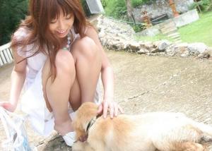 動物×女=エロ