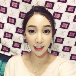 ざわちん、韓国美人の「オルチャンメイク」をした顔公開